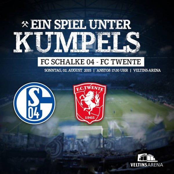 Gratis Tickets für FC Schalke 04 Testpiel gegen Twente Enschede/ Preisfehler?