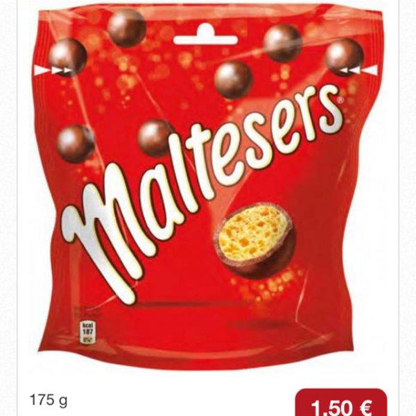 Maltesers Schokolade 175 g bei netto Discount