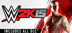 [Steam] WWE 2K15 für 16,49€ @ Steam-Store