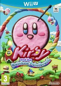 Kirby and the Rainbow Paintbrush (Wii U) für 27,21€ @thegamecollection via rakuten.co.uk mit GS PSG4-15SD-KL35-AFCV
