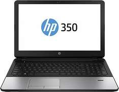 "HP 350 G2 - Core i3-4030U, 4GB RAM, 1TB HDD, 15,6"" matt - 269,90€ @ ebay/Alternate"