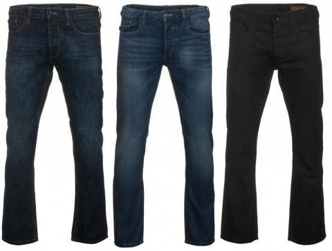 [ebay] Jack & Jones Herren Jeans Clark Denim, vers. Farben