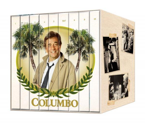 Columbo - Die komplette Serie (Staffel 1-10) - (DVD) für 38,99€ @Saturn.de