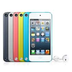 [refurbished] iPod touch 5G - 16GB - 169€; 32GB - 189€; 64GB - 239€ @ Apple.de