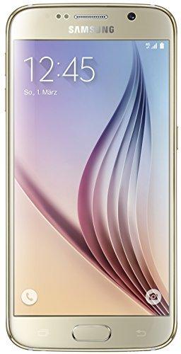 [amazon.de] Samsung Galaxy S6 Smartphone (5.1 Zoll Touch-Display, 64 GB Speicher, Android 5.0) in gold oder blau für 579€ inkl. Versand / Preisvergleich ab 629€