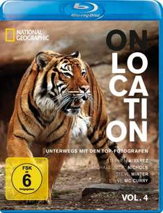 On Location Teil 4 - National Geographic [Blu-ray] für 3,99€ @Amazon.de (Prime)