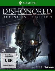 Dishonored® Definitive Edition Xbox One PS4