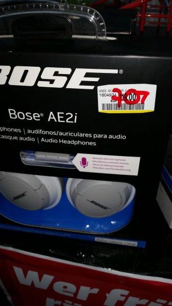 [LOKAL ERFURT MEDIAMARKT] Div. Bose Kopfhörer