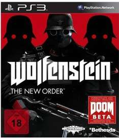 Wolfenstein: The New Order (PS3/Xbox 360€) für 15€ @Saturn.de