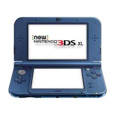 [Lokal Berlin Alexanderplatz] New 3DS XL Blau