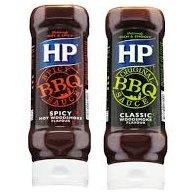 [KIK] HP BBQ Saucen Hot & Spicy oder Rich & Smokey 400ml für 1,99€