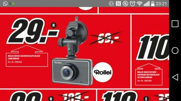 Rollei DVR 85 lokal Amberg 29€