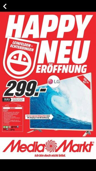 LG 42 LF 5610 @MediaMarkt Leinfelden-Echterdingen