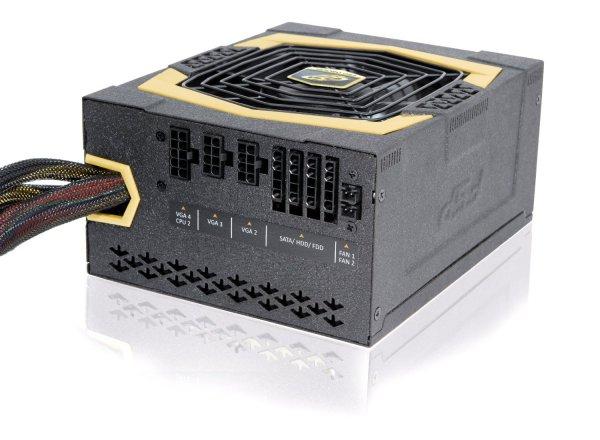 FSP Fortron Aurum PRO 1000 Modular 80+ Gold 1000 Watt inkl. 5 Jahre Garantie