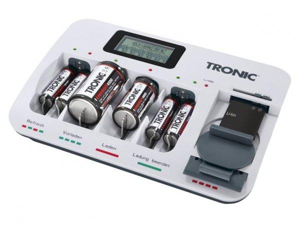[LIDL] Tronic Ladegerät TLGL 1000 A1 (NiCd, NiMH, Li-Ion, USB 1A) für 17,99€ – vom 30.7. bis 1.8.2015