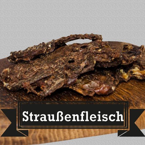 [Amazon für Hundebesitzer] Straussenfleisch aus Deutschland für 18,50€ zzgl. Versand [VKF ab 30€]