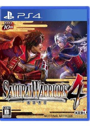 (PS4) Samurai Warriors 4 für 23,12 €