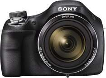 Sony Cyber-Shot DSC-H400 Bridge Kamera mit 63x optischem Zoom für 186€ @Brands4friends