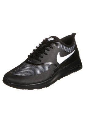 AIR MAX THEA - Sneaker - black/white - Damen