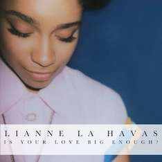 Lianne La Havas - Album Is Your Love Big Enough? für 2,99€ @Google Play