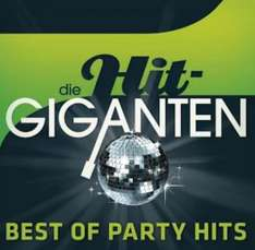 [Google Play] 4 verschiedene Hit Giganten Alben für je 3,99€ downloaden: Best of Party Hits (63 Songs), Best of Maxi Hits (36 Songs), Dancefloor Hits (40 Songs)  oder Best of Sommerhits (60 Songs)!