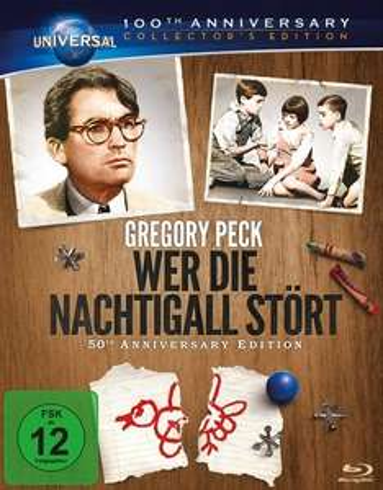 Wer die Nachtigall stört - 100th Anniversary Collector's Edition (Blu-ray) für 9,67€ @Media Dealer