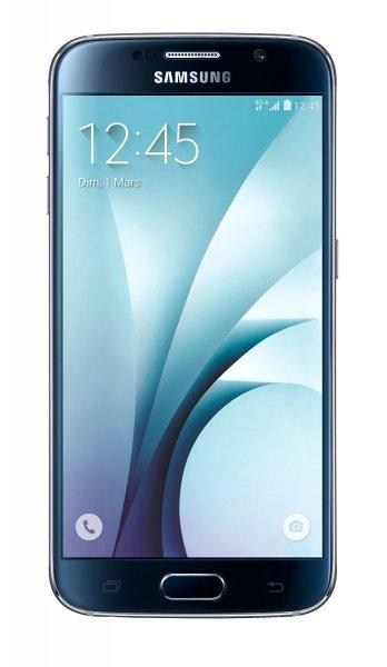 Samsung Galaxy S6 schwarz 32GB - Amazon FR