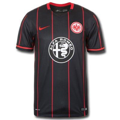 [Offline?] [Sparkasse Frankfurt] Kostenloses handsigniertes Eintracht Frankfurt Trikot  (2015/2016)