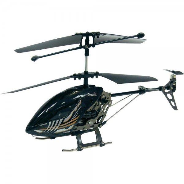 Silverlit Metal Copter (87597) - ferngesteuerter 3-Kanal Helikopter - Infrarot mit Gyro - NEU - für nur aktuell nur 12,89 € statt 29,95 €, @Amazon