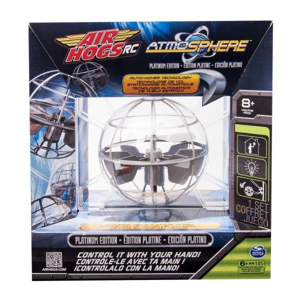 [Amazon-Prime] Spin Master 6022048 - Air Hogs Atmosphere Platinum