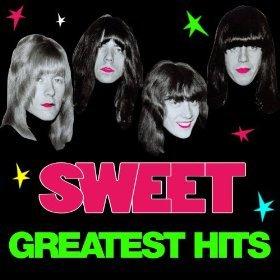 Amazon MP3 Album: The Sweet - Greatest Hits (Rare Studio Versions) Nur 2,93 €