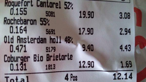 [Lokal? Berlin-Wedding] Kaufland: Old Amsterdam Holländischer Gouda für 9,40€ je Kilo