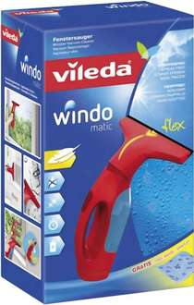[Voelkner SÜ / Scondoo] Vileda Fenstersauger Windomatic für 19,89€