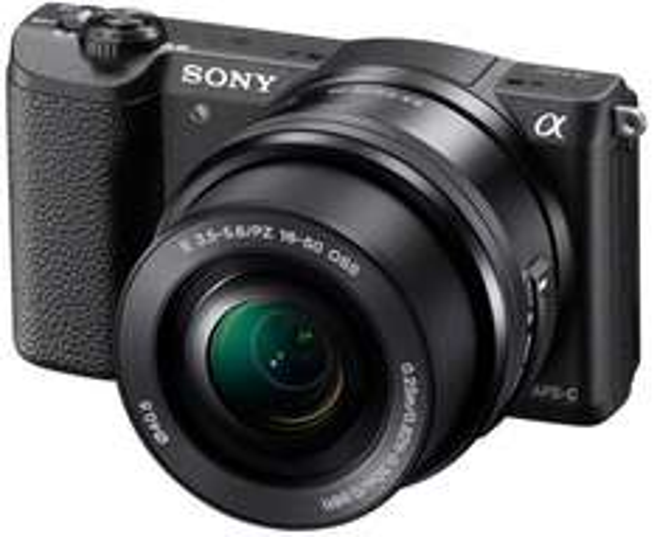 [Lokal Mediamarkt Berlin-Prenzlauer Berg] Sony Alpha 5100 Kit 16-50mm + 16 GB SD für 333,-€ / VGP 470,-€