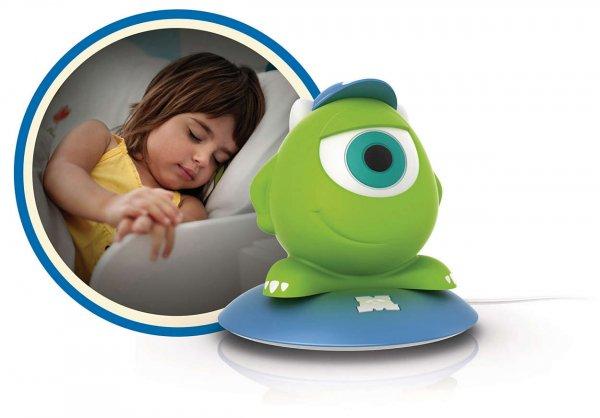 """Philips Nachtlicht """"Mike"""", der Lichtfreund für unsere Kleinen für nur 10,00 €, versandkostenfrei bei @Mediamarkt"""