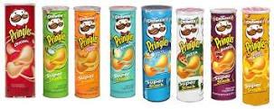 Superknüller : EDEKA Pringles Stapelchips versch. Sorten, 175g / 190g für 1,39 Euro Packung, 100g = € 0,79 / € 0,73