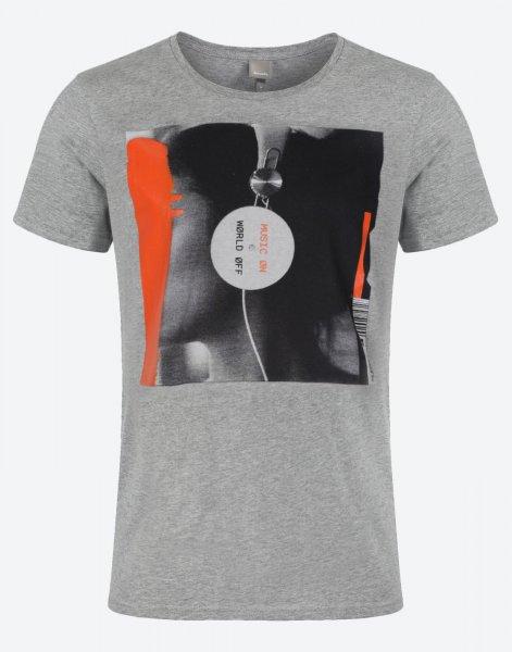 Bench / Herren T-Shirt Constant / Größen S und M / Farbe: Grey Marl / Preis: EUR 8,98 zzgl. Versand / @Amazon