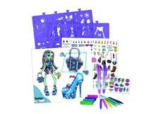 IMC Toys 870383 - Monster High Fashion Malset für 7,23€ bei Amazon.de (Prime)