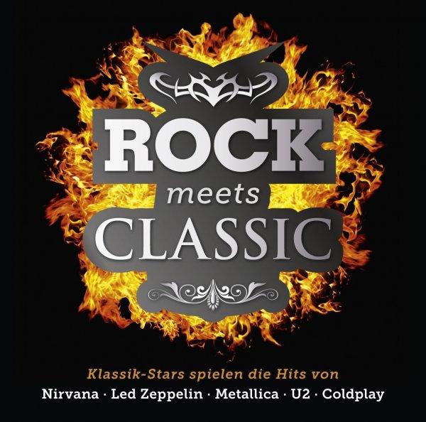 Amazon Prime : Rock Meets Classic Doppel-CD  Inklusive kostenloser MP3-Version dieses Albums Nur 6,31 €