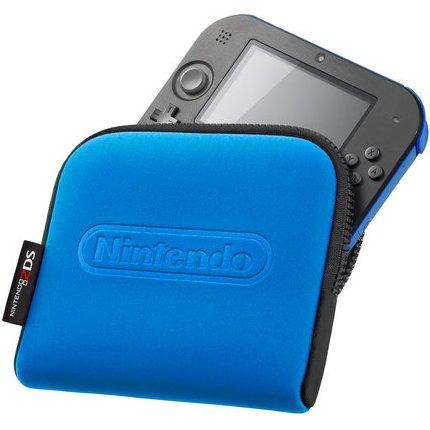 Nintendo 2DS Tasche (Schwarz/Blau) 2,20 € + 3,99 € Versand bei Expert Technomarkt (online)
