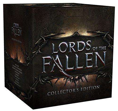 grooves-inc.de - Lords of the Fallen Collector's Edition XBOX One / Preis inkl. Versand: 50,79 € / Vergleichspreis: 69,99 € / Deutsch spielbar