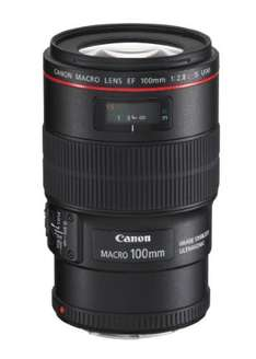 Canon EF 100mm f2.8 L Makro IS USM
