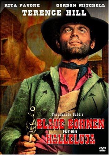Amazon Prime : DVD  Blaue Bohnen für ein Halleluja  mit Terence Hill   - Nur 2,97 €