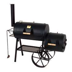 "Joe´s Barbeque Smoker - Silver Edition / 16"" Tradition bei connox.de 839€ - 9% qipu"