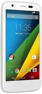 Motorola Moto G 4G LTE Weiß 8GB @Amazon Marketplace (neu)