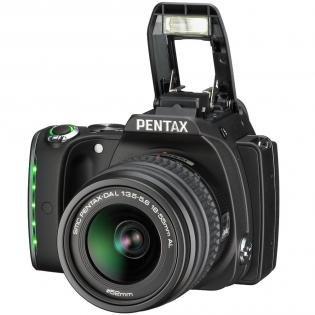 Pentax K-S1 SLR inkl. DAL 18-55 Objektiv