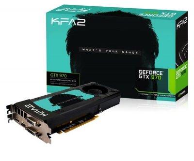 KFA2 GTX 970 Black Edition