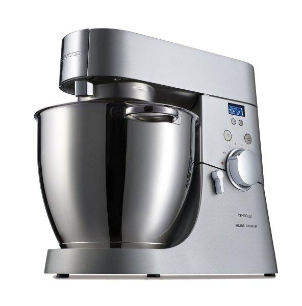Kenwood Küchenmaschine KMM075 Major Titanium Timer bei Amazon.it - 503,96€