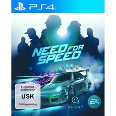 [Conrad] Need for Speed (PS4) für 49,99€ inkl. Versand
