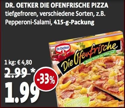 Die Ofenfrische für 1,49 bei Kaisers ab 27.07. (Angebot+Coupon)